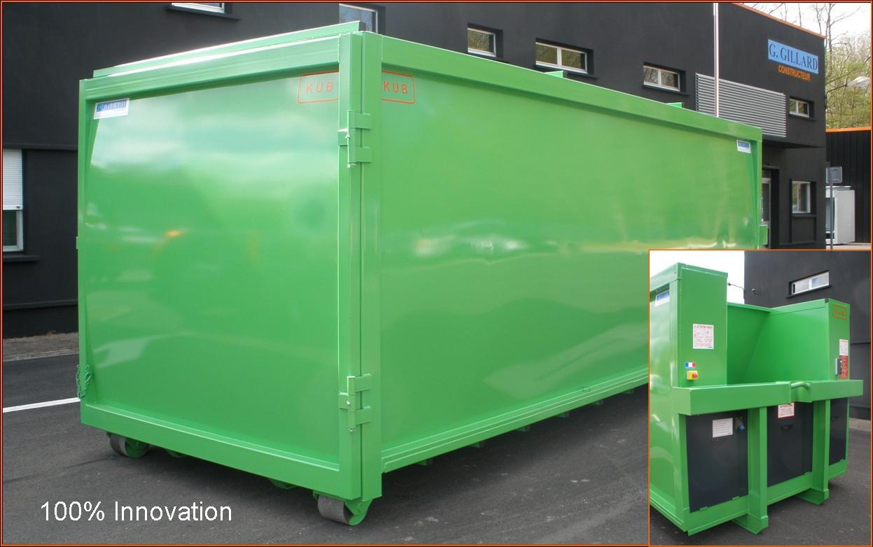 compacteur a déchets