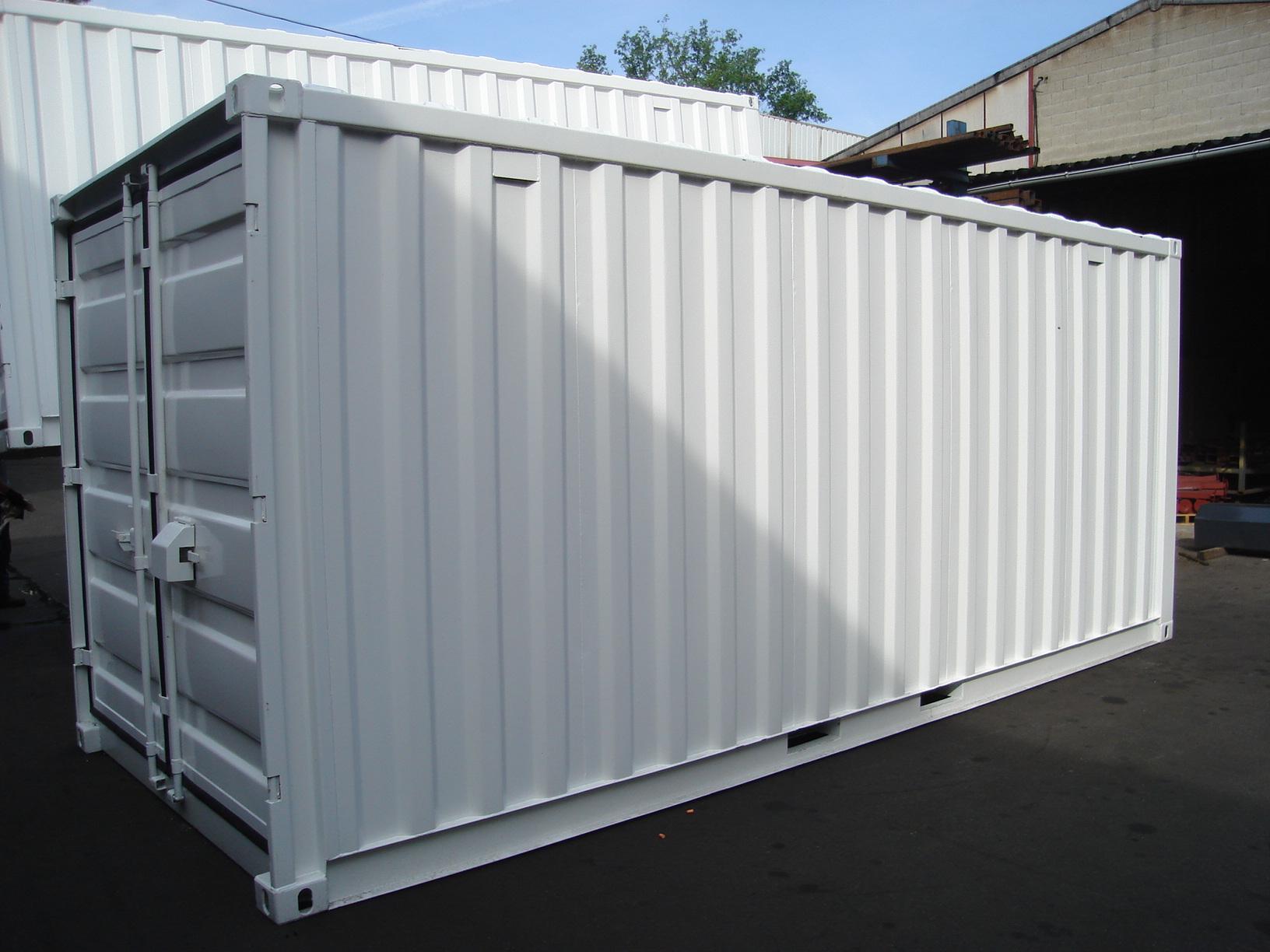 Conteneurs for Acheter des containers